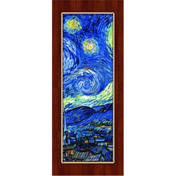 極鼎系列-客製UV彩繪工藝門系列