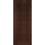 極緻系列-UV彩繪仿木工藝門M系列-胡桃木色