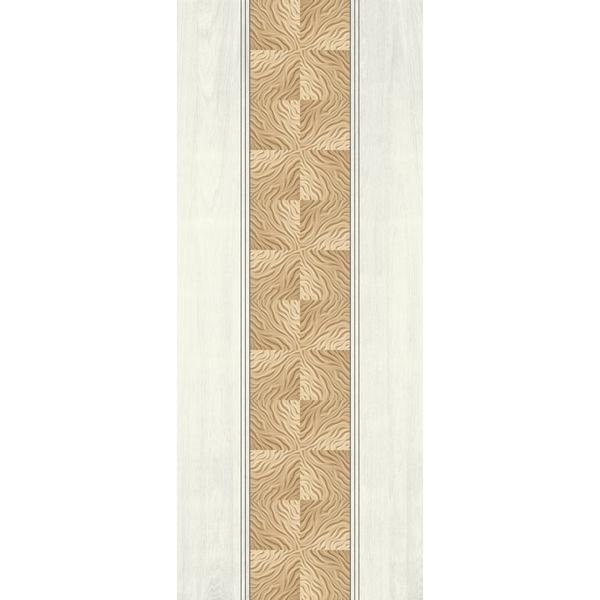極緻系列-UV彩繪仿木工藝門M系列-白橡木色