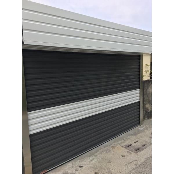 鍍鋁鋅門板