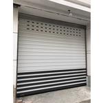 205鋁合金大小支門板