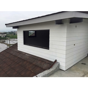 雪樂纖維水泥板-室內外牆板