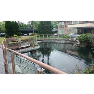 日本塑木扶手