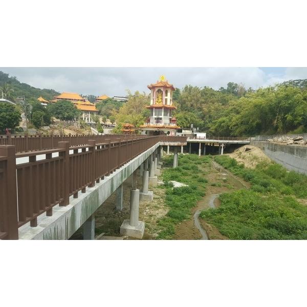 塑木欄杆-禾景建材有限公司-高雄