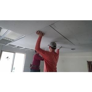 防火天花板安裝