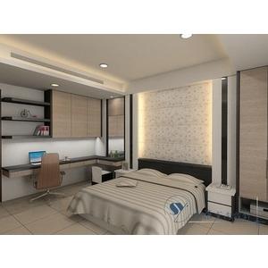 室內臥室裝潢 3D圖-生雅室內裝修企業社-彰化