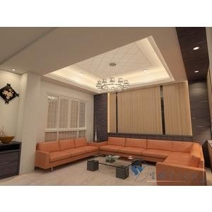 客廳裝潢 3D圖-生雅室內裝修企業社-彰化