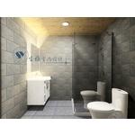 室內裝潢 衛浴間  3D圖
