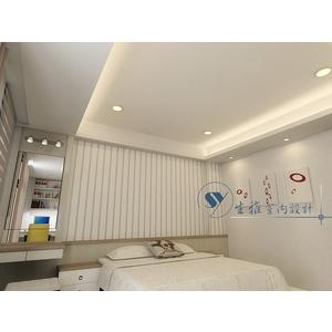 臥房設計3D圖
