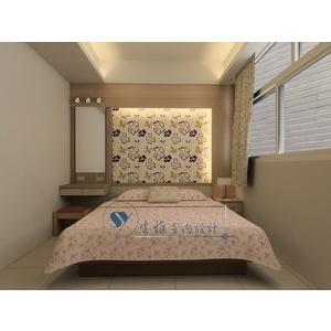 臥室3D圖