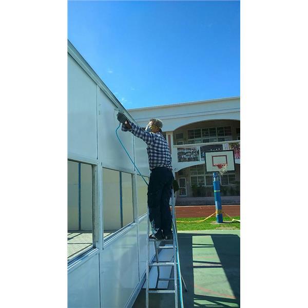 塗裝工程 (2)