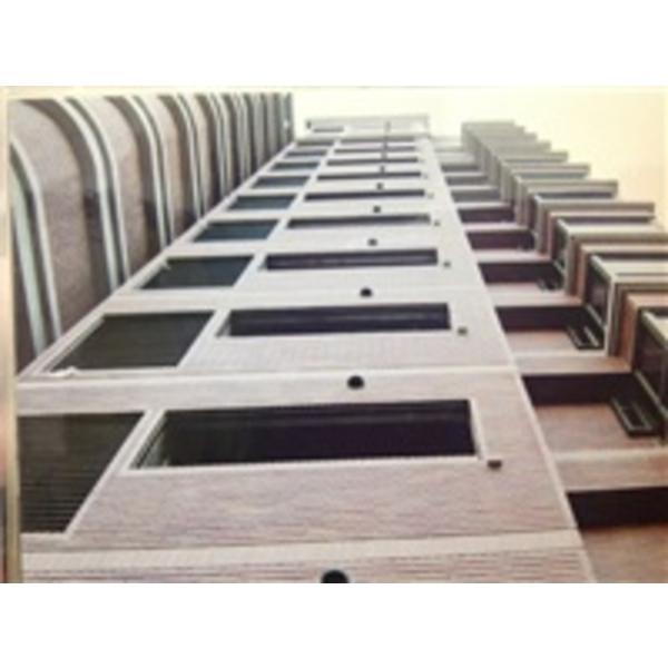 大樓外牆更新貼磁磚工程