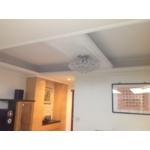 客廳線板/木工裝潢