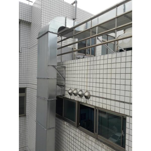 排煙風管-聯翔實業社-台中