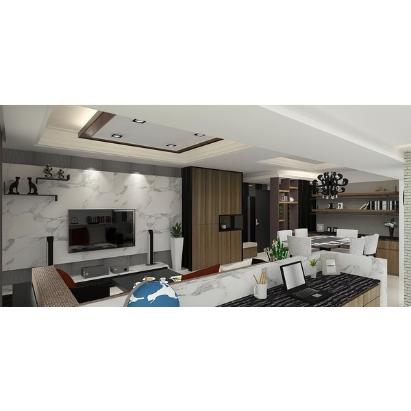 室內設計-千輝裝潢設計工作室-南投