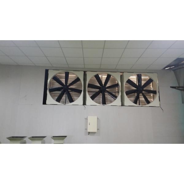 FRP四角扇-東悅通風設備有限公司-台南