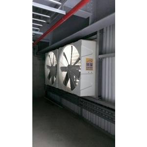 內縮式排風機