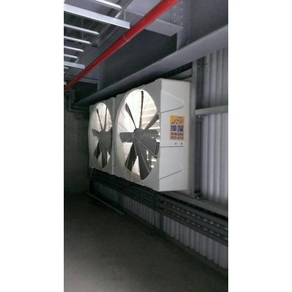 內縮式排風機-東悅通風設備有限公司-台南