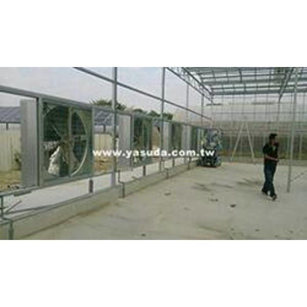 溫室排風-東悅通風設備有限公司-台南