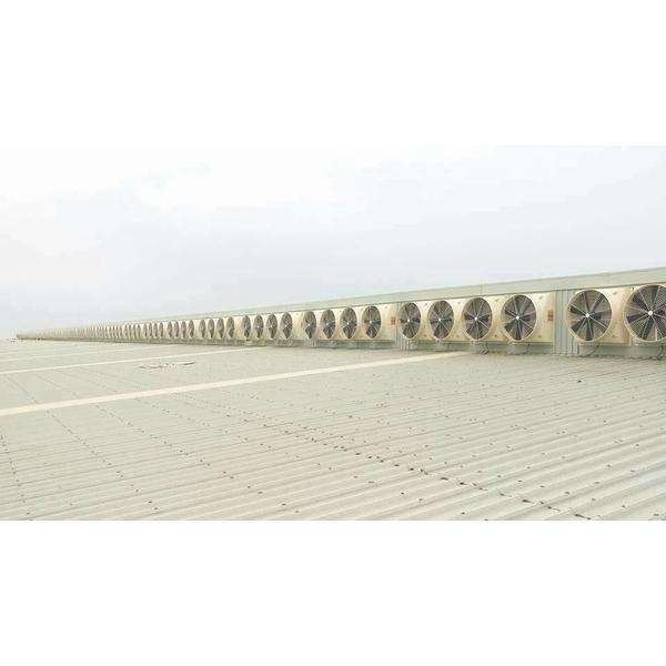 屋頂複壓式風扇1-東悅通風設備有限公司-台南