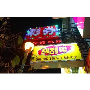 逢甲彩券-威昌光電有限公司-台中