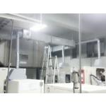 電子工廠機台排氣散熱風管