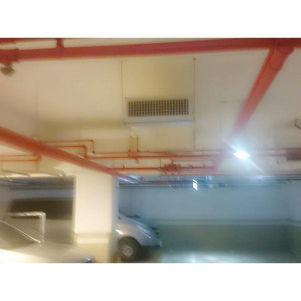 地下停車場通風風管工程