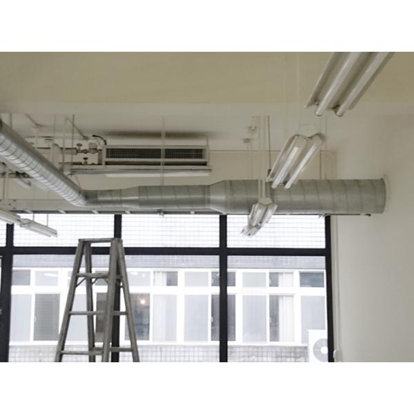 廠房冷氣出口風管