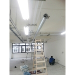 電子廠大樓冷氣風管工程