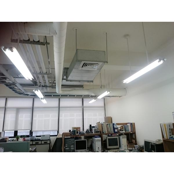 辦公室冷氣出口風管