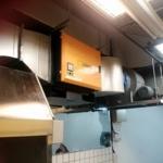 餐廳廚房油煙靜電處理