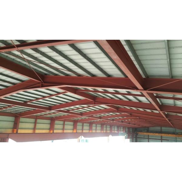 廠房鋼構除鏽塗裝-詮成油漆工程行-新北