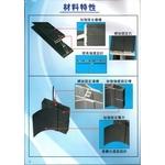 H型鋁鋼構材料
