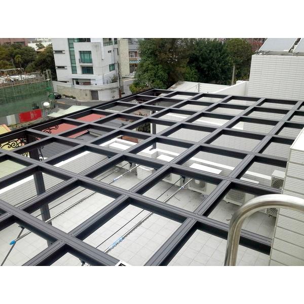 H型鋁鋼構
