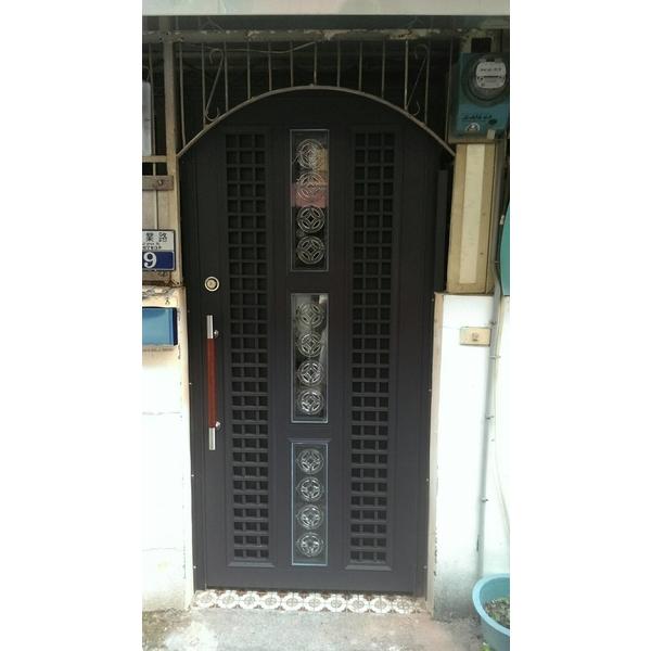 藝術門-遠大不銹鋼鋁門窗行-台南