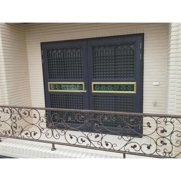欄杆-利源不銹鋼鋁門窗行-台南