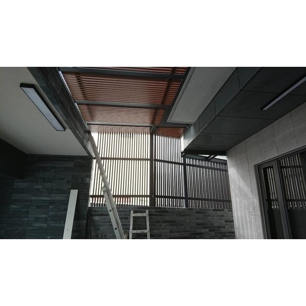 鋁格柵-利源不銹鋼鋁門窗行-台南