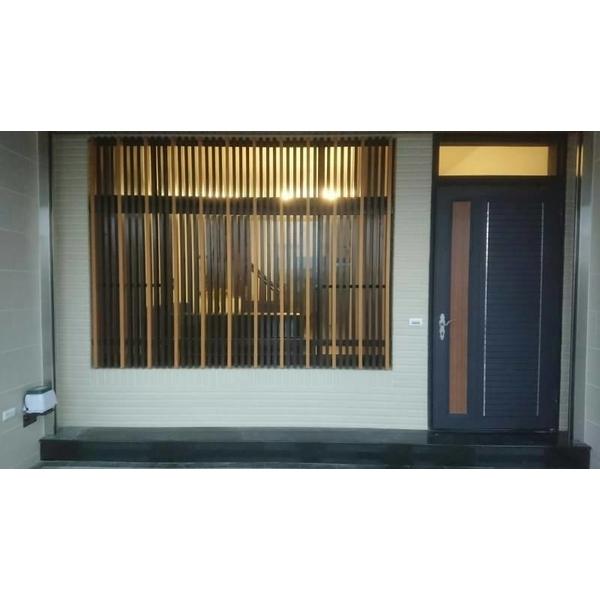 門窗格柵-利源不銹鋼鋁門窗行-台南