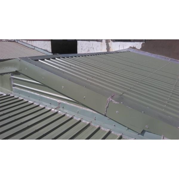 免動動自然通風降溫系統安裝實例-炬翔通風機械企業社-桃園