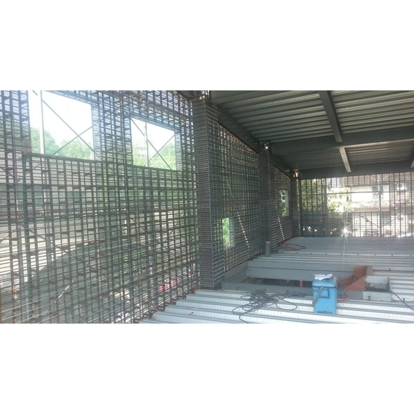 鋼網牆施工-東和漢工程有限公司-台中