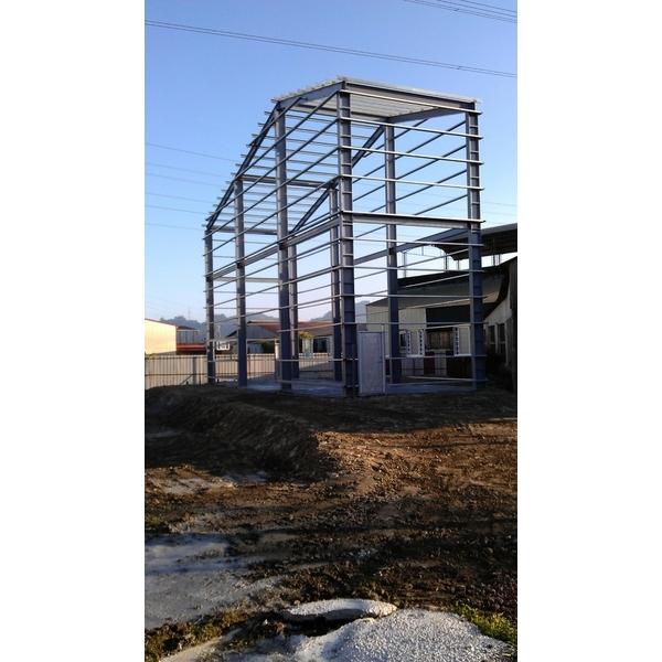 鋼骨農舍廠房-東和漢工程有限公司-台中