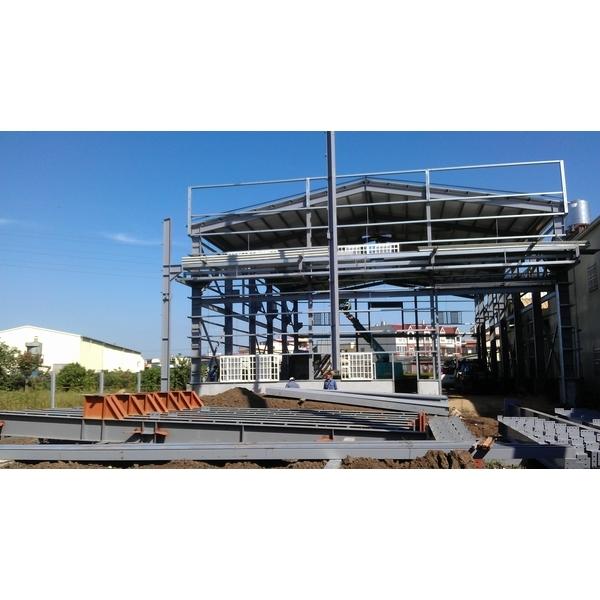 鐵皮屋搭建工程-東和漢工程有限公司-台中
