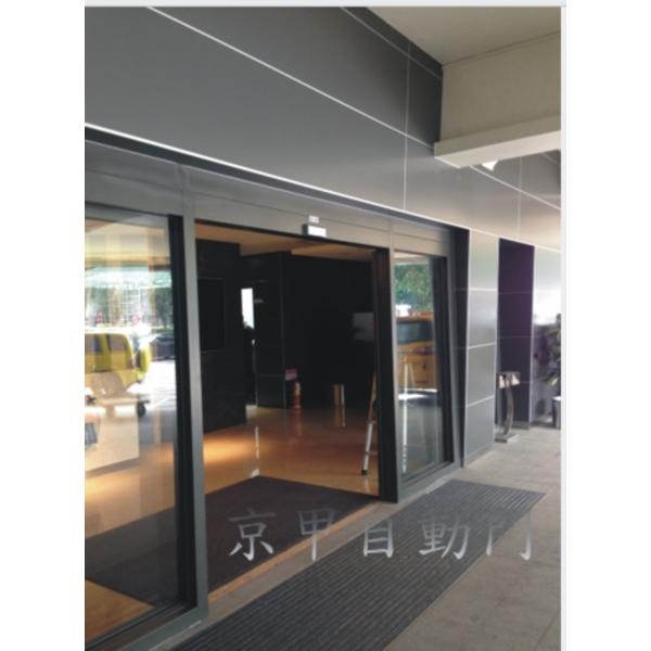 21辦公大樓自動門