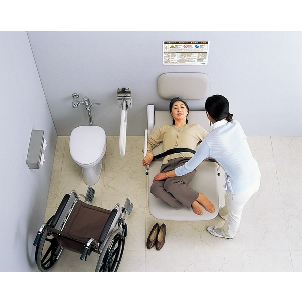 Combi 縱長型無障礙照護平台 US-13-台灣凱溢有限公司-台北