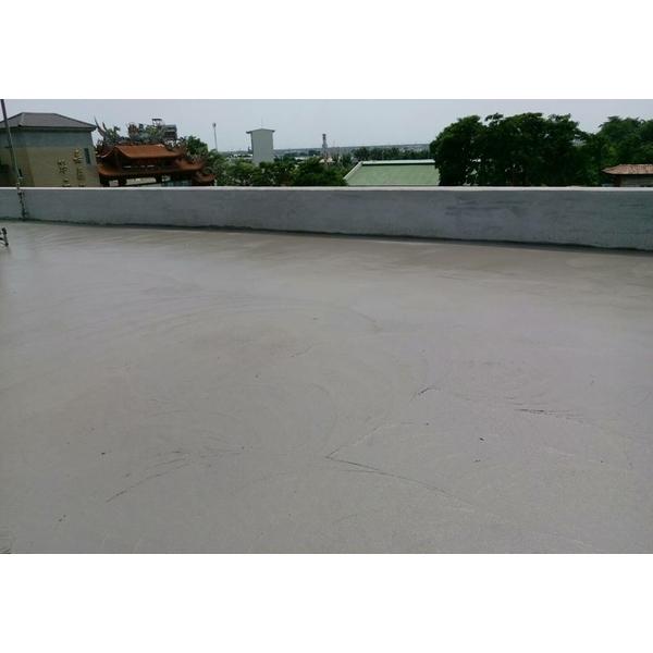 屋頂防水-整體粉光