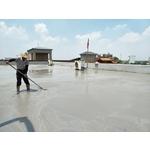 屋頂防水-灌漿