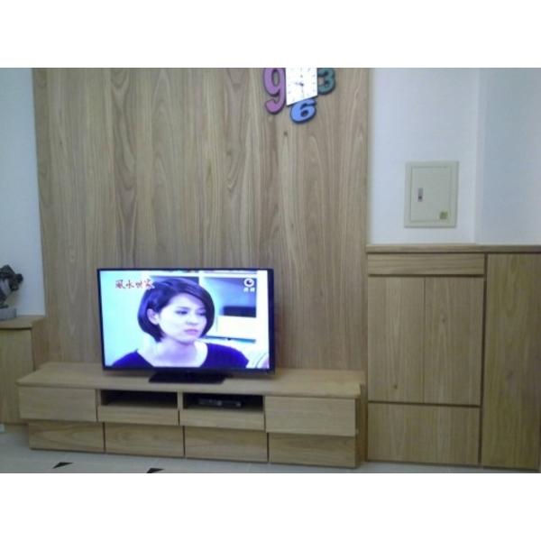 電視牆收納空間