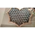 擁恆文創園區 -蜂巢造型-鐵件飾條