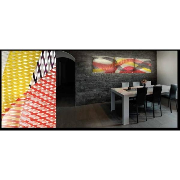 義大利威尼斯彩色島手工玻璃 裝置藝術餐廳-富田光電有限公司-台中