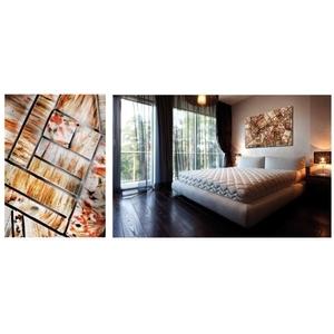 義大利威尼斯手工玻璃-裝置藝術-床頭裝飾